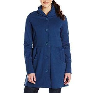 S Prana Living Mariska Blue Ridge Jacket